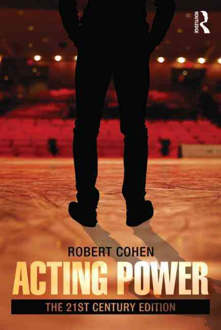 Acting Power By Cohen, Robert
